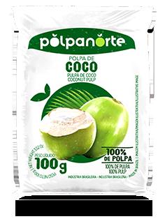 COCONUT PULP 100G