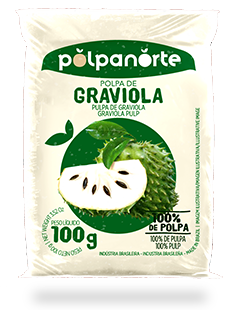GRAVIOLA PULP 100G