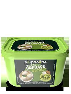 CUPUAÇU CREAM POLPANORTE  1.5L